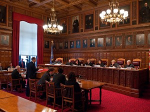 Session on court room